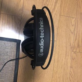 オーディオテクニカ(audio-technica)のaudio-technicaのヘッドホン(ヘッドフォン/イヤフォン)