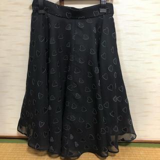 ティティアンドコー(titty&co)のtitty&co スカート(ひざ丈スカート)