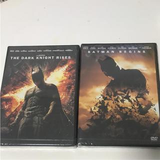 バットマン DVD 新品未使用 二枚セット(外国映画)