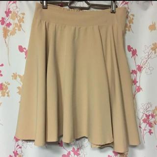 (美品)フレアスカート XL LL(ミニスカート)