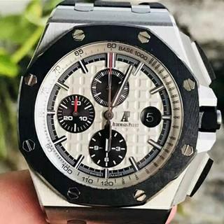 オーデマピゲ(AUDEMARS PIGUET)のオーデマピゲ ロイヤルオークオフショアクロノ 26400SO 腕時計 (腕時計(アナログ))