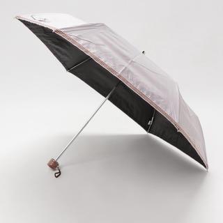 ラルフローレン(Ralph Lauren)の新品未使用♡  晴雨兼用 折り畳み傘  ピンク(傘)