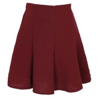 ゴゴシング(GOGOSING)の【新品】韓国 フレアスカート Aラインスカート (ミニスカート)