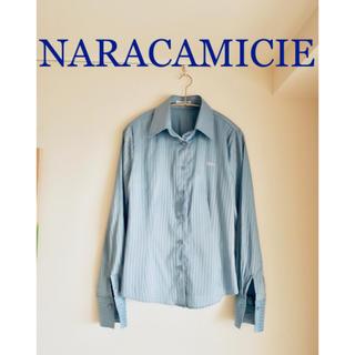 ナラカミーチェ(NARACAMICIE)のお値下げしました!ナラカミーチェブラウス(シャツ/ブラウス(長袖/七分))