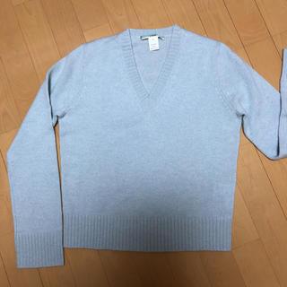ジェイクルー(J.Crew)のJ.CREW ジェイクルーカシミヤ100%セーター(ニット/セーター)