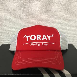 トウレ(東レ)のTORAY  キャップ(キャップ)