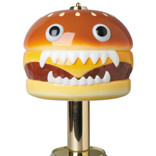 アンダーカバー(UNDERCOVER)のundercover hamburger lamp medicom toy(その他)