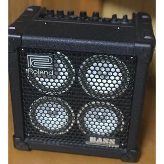 ローランド(Roland)のローランド  MICRO CUBE BASS RX  ベースアンプ (ベースアンプ)