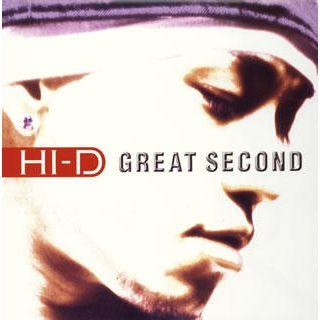 [中古CD]GREAT SECOND/HI-D R&B(R&B/ソウル)