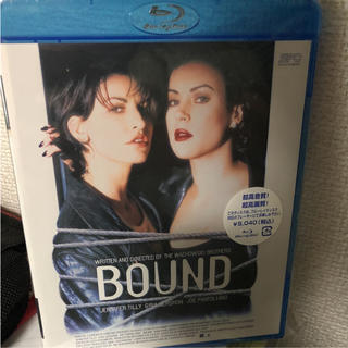 バウンド('96米) 新品 Blu-ray(外国映画)