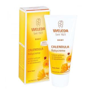 ヴェレダ(WELEDA)の【新品未使用】WELEDA ヴェレダ カレンドラ ベビーバーム (クリーム)(ベビーローション)