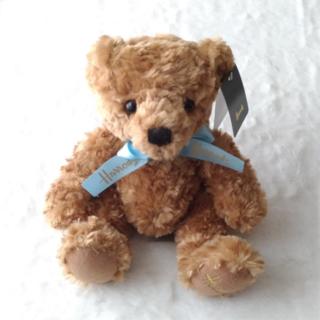 ハロッズ(Harrods)のHarrods Oliver Bear ぬいぐるみ テディベア S 21cm(ぬいぐるみ/人形)
