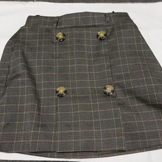 ゴゴシング(GOGOSING)の韓国 スカート プリーツ 台形(ミニスカート)