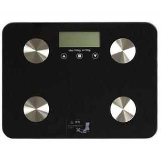 体重・体組成計 超薄型 ヘルスメーター  (体重計/体脂肪計)