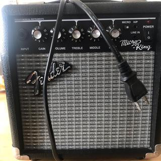 フェンダー(Fender)のFender Japan Micro King ギターアンプ(ギターアンプ)