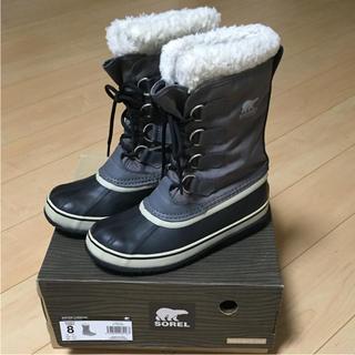 ソレル(SOREL)のSOREL ウィンターカーニバル 25cm(ブーツ)
