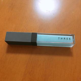 スリー(THREE)のTHREE シマリングリップジャム 25(リップグロス)