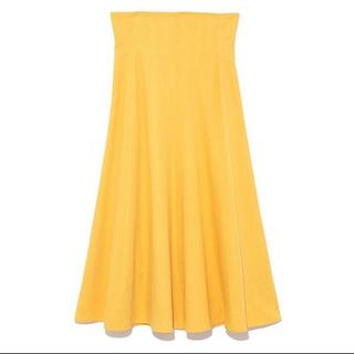 フレイアイディー(FRAY I.D)の新品未使用♡FRAY I.D フィットフレアースカート♡(ロングスカート)