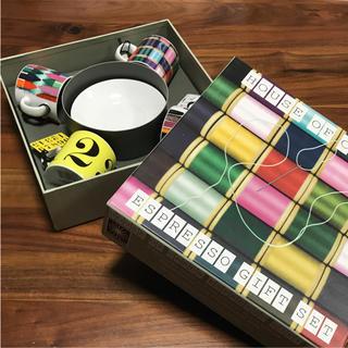 イームズ(EAMES)のEames イームズ HOUSE OF CARDS エスプレッソ コーヒーカップ(食器)