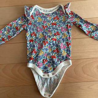 ベビーギャップ(babyGAP)のBabyGAPロンパース(Tシャツ/カットソー)