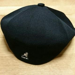 カンゴール(KANGOL)のKANGOL カンゴール Tropic Galaxy K3192SM ブラック(ハンチング/ベレー帽)