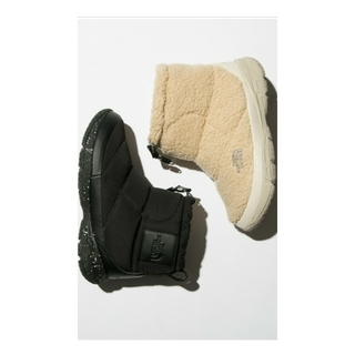 ザノースフェイス(THE NORTH FACE)の【emmi エミ】限定モデル ノースフェイス ヌプシブーツ(レインブーツ/長靴)