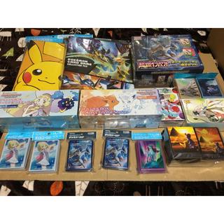 ポケモン(ポケモン)のまとめ売り  ポケモンカード 全て新品未開封。(Box/デッキ/パック)
