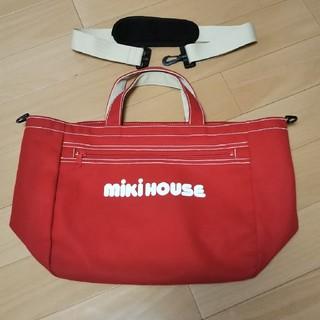 ミキハウス(mikihouse)のミキハウス マザーズバッグ 美品(マザーズバッグ)
