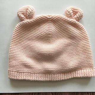 ベビーギャップ(babyGAP)のGAP ベビーニット帽(帽子)