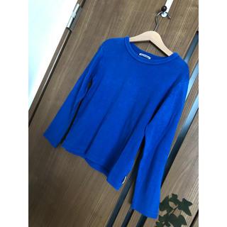チャオパニックティピー(CIAOPANIC TYPY)のチャオパニックティピーCIAOPANIC TYPY カットソー ブルー130(Tシャツ/カットソー)
