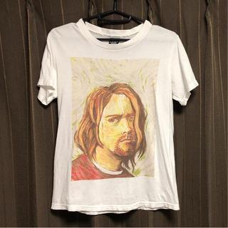 ナンバーナイン(NUMBER (N)INE)の激レア ナンバーナイン カートコバーン Tシャツ(Tシャツ/カットソー(半袖/袖なし))