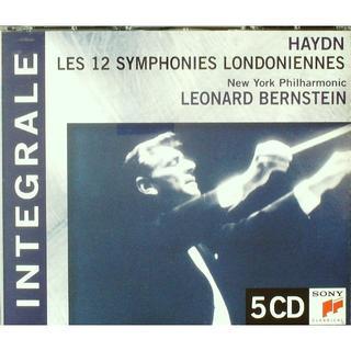 絶盤 レナード・バーンスタイン ハイドン交響曲集(クラシック)
