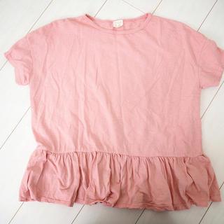 ザラ(ZARA)のZARA ♡ フリルTシャツ(Tシャツ(半袖/袖なし))