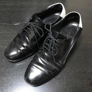 シーバイクロエ(SEE BY CHLOE)の【格安】SEE BY CHLOE シーバイクロエ バイカラーシューズ(ローファー/革靴)