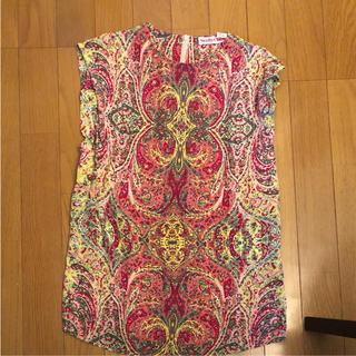 シーバイクロエ(SEE BY CHLOE)のノースリーブシャツ   シーバイクロエ(シャツ/ブラウス(半袖/袖なし))