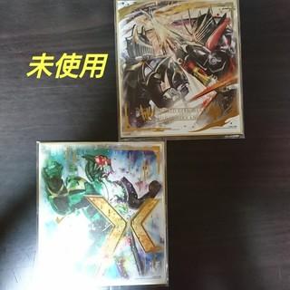 バンダイ(BANDAI)の仮面ライダー色紙(特撮)