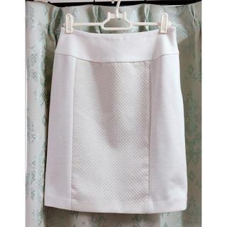 qualite - qualite 切り替えデザインタイトスカート