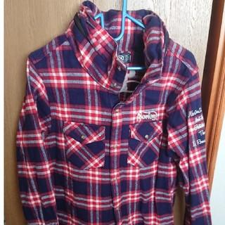 ノートン(Norton)のノートン、ボリュームネックシャツ(シャツ)
