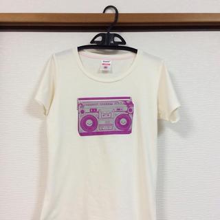 キューン(CUNE)のCUNE Tシャツ 半袖 レディース M(Tシャツ(半袖/袖なし))