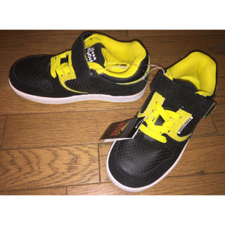 バッドボーイ(BADBOY)の新品 バッドボーイ♪男児 スニーカーシューズ 靴 21.5cm(スニーカー)
