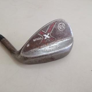 キャロウェイゴルフ(Callaway Golf)のキャロウェイ ウェッジ Xシリーズ58度(クラブ)