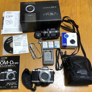 OLYMPUS - オリンパス OM-D E-M10 レンズ2本セット