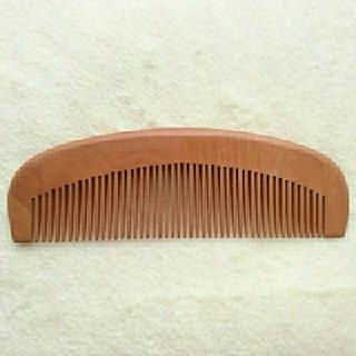 椿油漬け木櫛 (大)16cm×6cm(ヘアブラシ)