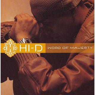 【中古CD】HI-D/Word of Majesty/HI-D R&B(R&B/ソウル)