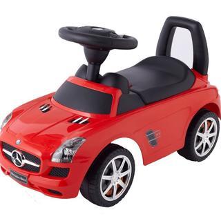 メルセデスベンツ SLS AMG レッド(三輪車/乗り物)