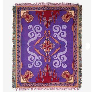 ディズニー(Disney)のゆま様専用ページですm(__)mアラジン 魔法の絨毯 タペストリー  (カーペット)