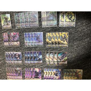 カードファイトヴァンガード(カードファイト!! ヴァンガード)のヴァンガード シャドウパラディン デッキ(カード)