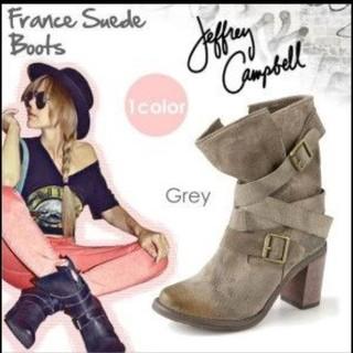 ジェフリーキャンベル(JEFFREY CAMPBELL)の【Jeffrey Campbell ジェフリーキャンベル】ブーツ(ブーツ)