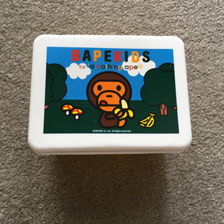 アベイシングエイプ(A BATHING APE)のBAPE KIDS ランチボックス お弁当(弁当用品)