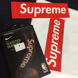 Supreme - Supreme/Nike/NBA Shooting Sleeve 赤